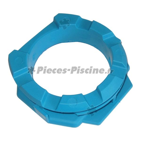 Pied flexible bleu zodiac pacer pieces piscine for Piece robot piscine