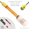 Sonde ph zodiac ph perfect pieces piscine for Sonde redox piscine