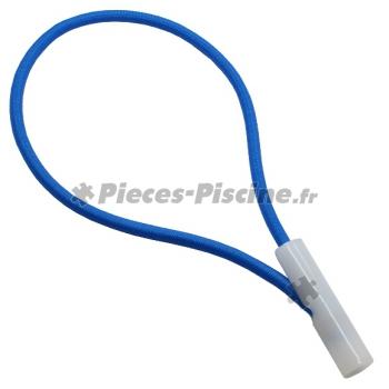 Tendeur boucle avec cabiclic pour b che pieces piscine for Bache piscine elastique