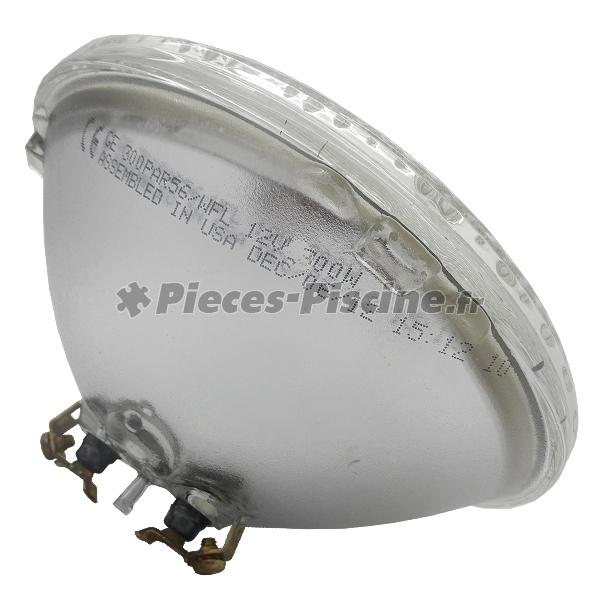 Ampoule pour projecteur 300w hayward pieces piscine for Ampoule pour piscine