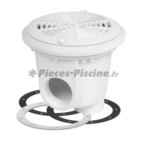 Bonde de fond serie france liner pieces piscine for Fournisseur liner piscine