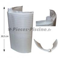 Cadre filtrant large HAYWARD PRO Grid 24 (30,5cm)
