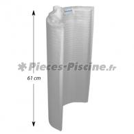Cadre filtrant étroit PENTAIR FNS Plus 48 (61cm)