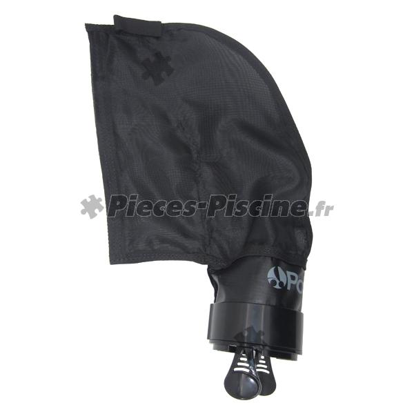 sac ultra fin noir polaris 3900s pieces piscine. Black Bedroom Furniture Sets. Home Design Ideas