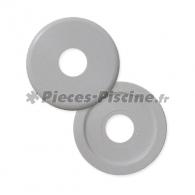 Rondelle de roue, plastique POLARIS 180