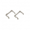 Clips de fixation pour jets POLARIS 360 (x2)