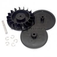 Engrenage, train moteur POLARIS 360