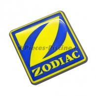 Sticker capot plastique inférieur ZODIAC TRi