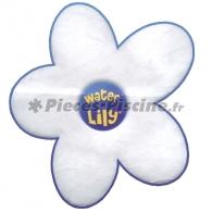 WATER LILY (Fleur en tissus dégraissant)