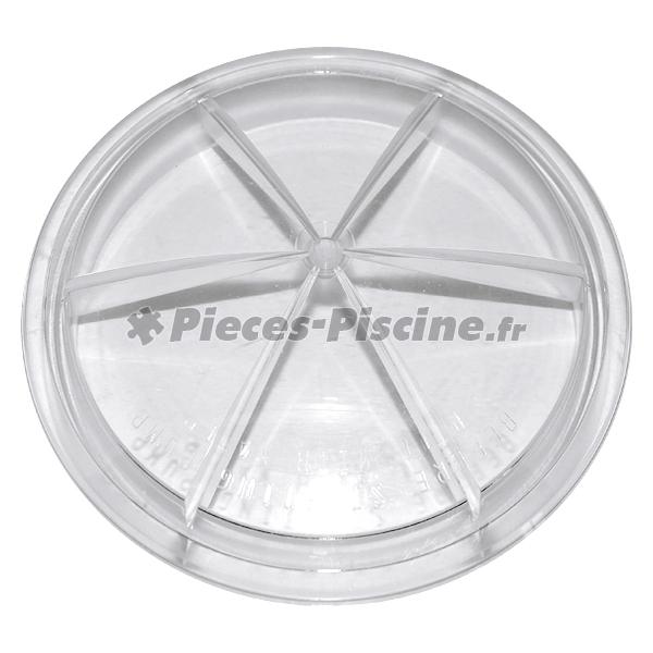 ALPFA 801998 couvercle transparent Pour drehstapelbox