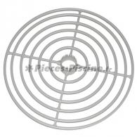 Grande roue grise BARACUDA SUPER G+