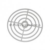 Roue moyenne grise BARACUDA SUPER G+