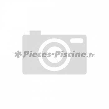 Couvercle rond + cadre carré skimmer ASTRAL Standard