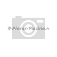 Enjoliveur ABS blanc + couronne projecteur ASTRAL Std